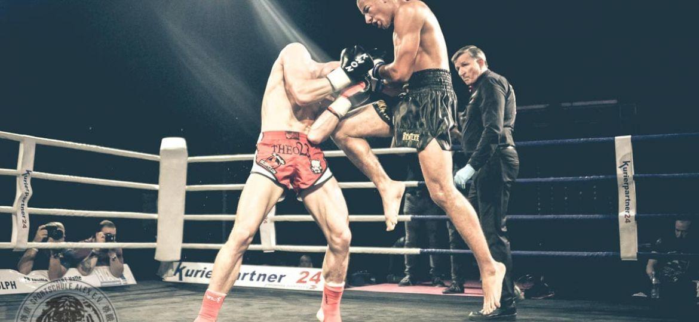 Kampfsport gegen Rassismus