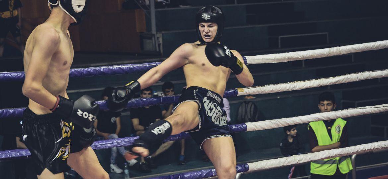 Asian Open Championship, Raphael kämpft im K1