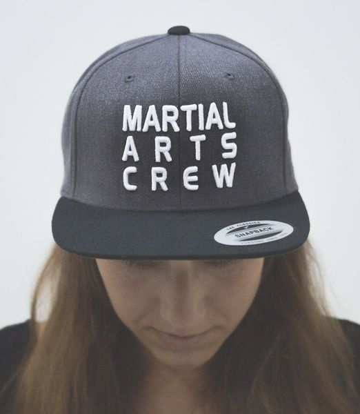Caps Design 2018 Martial Arts Crew