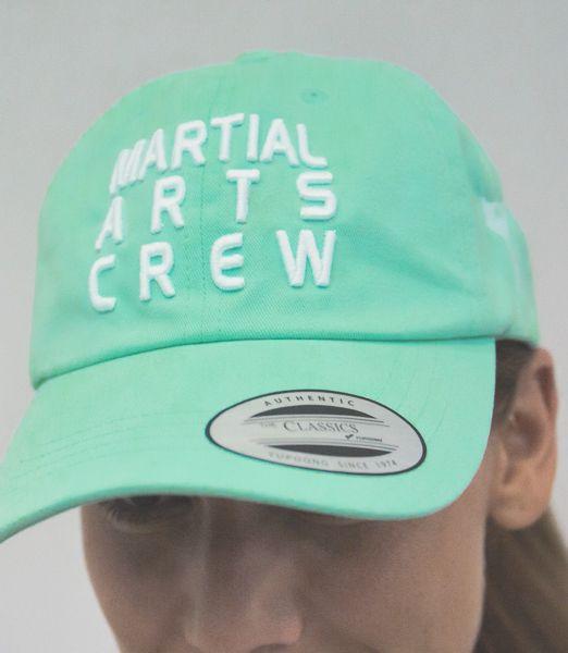 Caps Design 2018 Martial Arts Crew