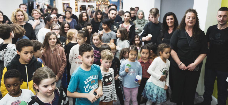 Weihnachtsfeier Sportschule Alex Düsseldorf 2019-03797