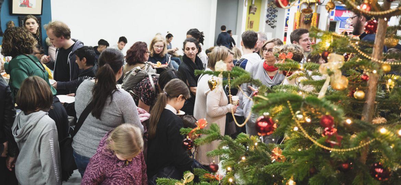 Weihnachtsfeier Sportschule Alex Düsseldorf 2019-03671