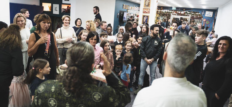 Weihnachtsfeier Sportschule Alex Düsseldorf 2019-03787