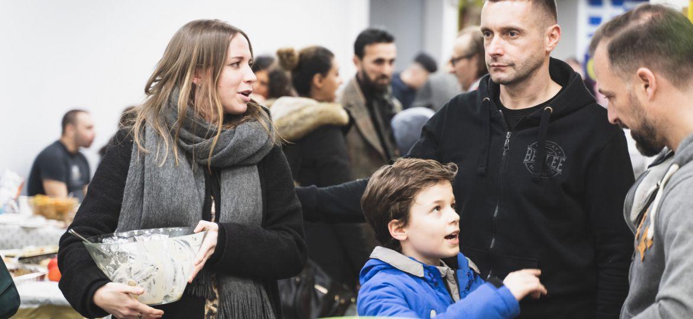 Weihnachtsfeier Sportschule Alex Düsseldorf 2019-03940
