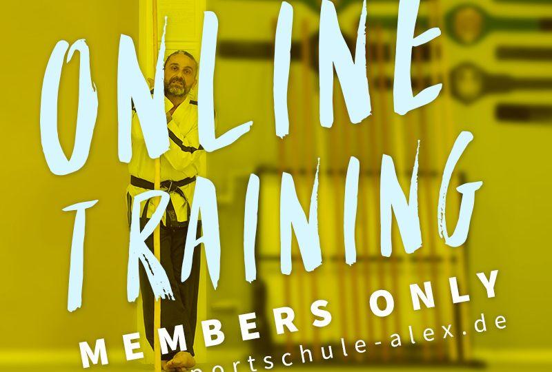 Kampfkunst Online Training webinare