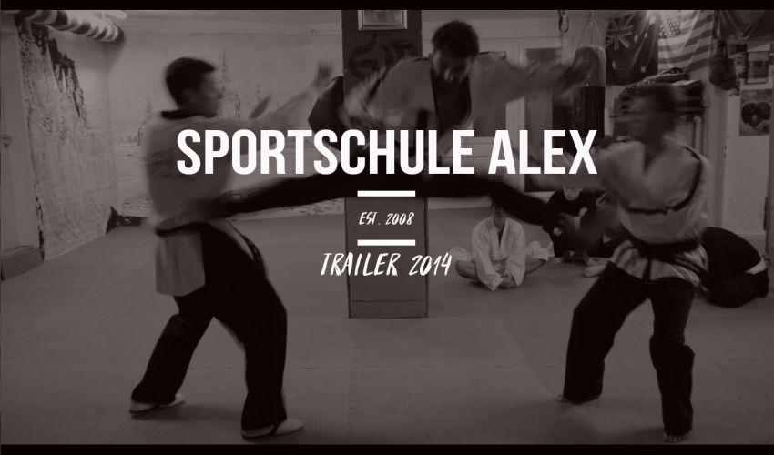 Sportschule Alex Trailer